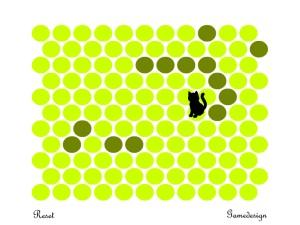 Capture d'écran du jeu Le Chat Noir