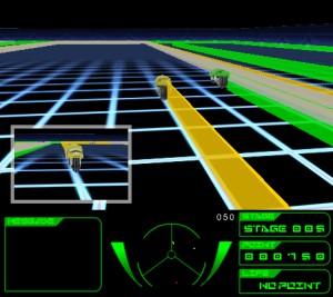 Capture d'écran du jeu Swron