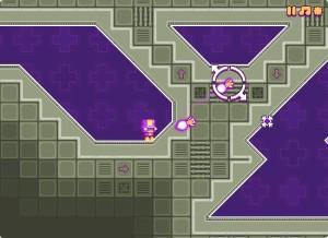 Capture d'écran du jeu Fault Line