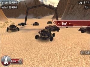 Capture d'écran du jeu Aftermath