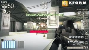 Capture d'écran du jeu Aera Zero
