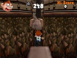 Capture d'écran du jeu Running Fred Lite