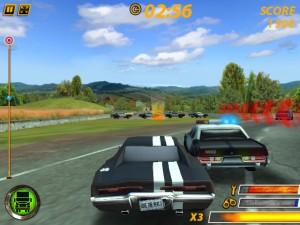 Capture d'écran du jeu Lose The Heat 3