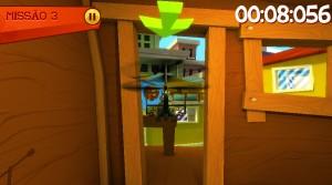 Capture d'écran du jeu Missao H18