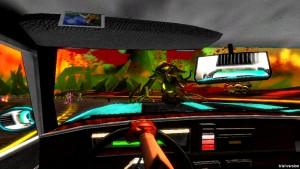 Capture d'écran du jeu Hell Driver
