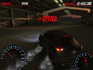 Capture d'écran du jeu Juke-r Drift