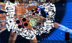 Capture d'écran du jeu Super Atomico 1990