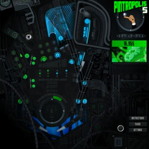 Capture d'écran du jeu Pintropolis 5