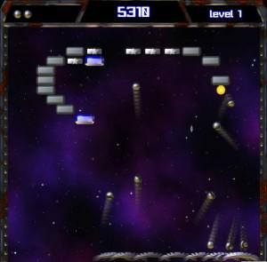 Capture d'écran du jeu Ricobrix