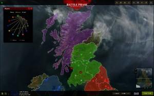 Capture d'écran du jeu Atwar