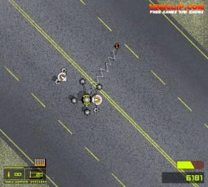 Capture d'écran du jeu Alien Clones