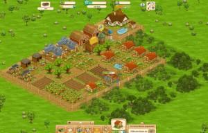 Capture d'écran du jeu Big Farm