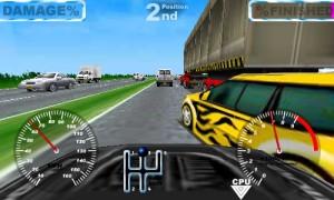 Capture d'écran du jeu Redline Rumble