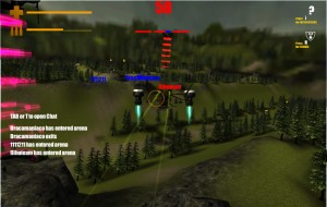 Capture d'écran du jeu Multicombat Uberthon