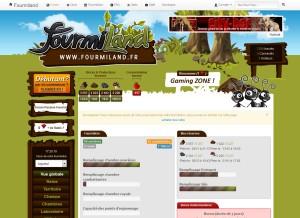 Capture d'écran du jeu Fourmiland