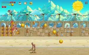 Capture d'écran du jeu Sheep Happens