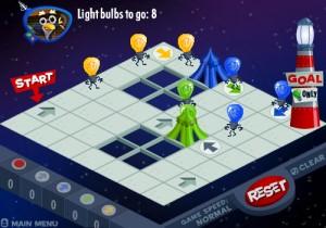 Capture d'écran du jeu Light Brigade