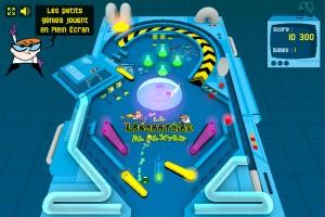 Capture d'écran du jeu Dexter 3d Pinball