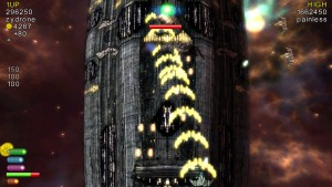 Capture d'écran du jeu Alien Crusader