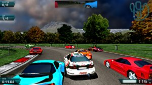 Capture d'écran du jeu Speed Rally Pro 3d
