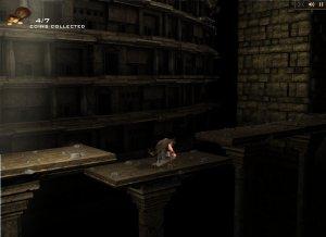 Capture d'écran du jeu The Labyrinth