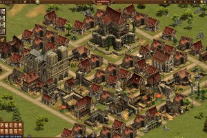 Capture d'écran du jeu Forge Of Empires