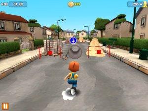 Capture d'écran du jeu Boule Deboule