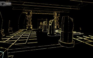 Capture d'écran du jeu Wander