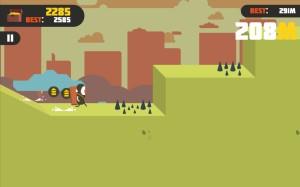 Capture d'écran du jeu Try Harder