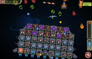 Capture d'écran du jeu Galaxy Siege 2