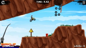 Capture d'écran du jeu Bike Rivals