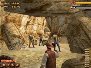 Capture d'écran du jeu Desparado
