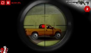 Capture d'écran du jeu Stick Squad 2