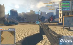 Capture d'écran du jeu Combat Extreme 2.0