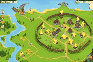 Capture d'écran du jeu Asterix Et Ses Amis