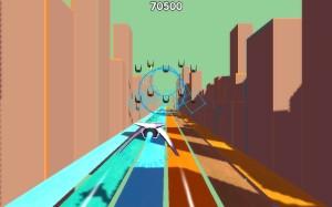 Capture d'écran du jeu Df-valkyrie