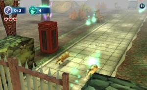 Capture d'écran du jeu Wolfblood : Shadow Runners