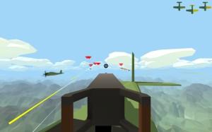 Capture d'écran du jeu Tailgunner