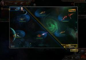 Capture d'écran du jeu Star Trek : Alien Domain