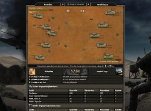 Capture d'écran du jeu Desert Operations