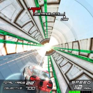 Capture d'écran du jeu Gravity Driver 2