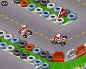 Capture d'écran du jeu Kimo Tire : Z-speed Solox Sports