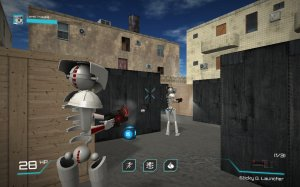 Capture d'écran du jeu Grenade Madness V0.30