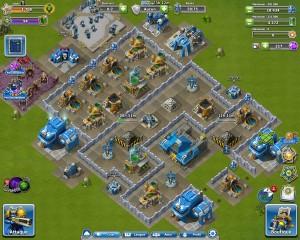 Capture d'écran du jeu Starcolony