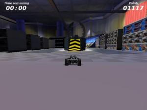 jeux flash 3d voiture