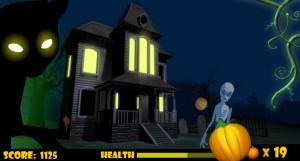 Capture d'écran du jeu Goblin House
